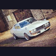 Don't know what it is about the 73 Toyota Celica GT. It's one of the few examples of vintage Japanese sheet metal I've always pined after.