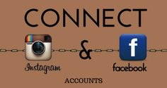 Connect Your Instagram Account with Facebook