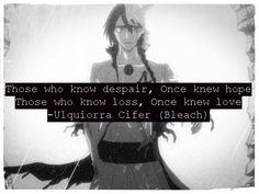 Image via We Heart It #bleach #animequotes