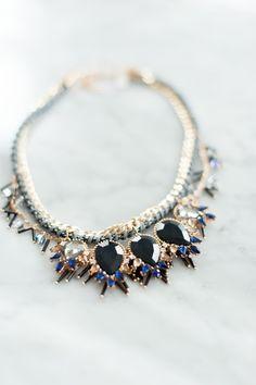 Midnight Starlet Necklace