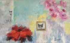 Painting, Art, Painting Art, Paintings, Painted Canvas, Drawings