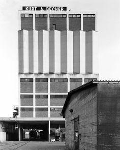 Facade Industry Shape  Becher: Bremen von diet_sch