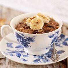 Mug Breakfast Cookie