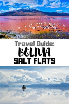 Bolivia travel guide - Visit the Salt Flats in Bolivia - Salar De Uyuni - La Paz Backpacking Europe, Europe Travel Tips, Travel Guide, Europe Packing, Traveling Europe, Traveling Tips, Packing Lists, Travel Hacks, Travel Packing