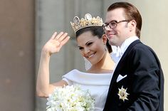 Prince Daniel of Sweden met his wife Crown Princess Victoria when he worked as her personal trainer
