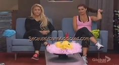 McCrae has put up Elissa and GinaMarie as nominees for eviction.