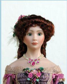 Julia - Stacy Hofman doll