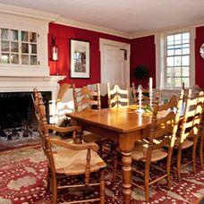 farmhouse dining room by Mary Prince