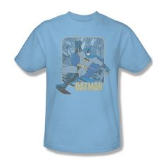 Batman The Dark Knight Climbing DC Comics Youth Ladies Jr Women Men T-shirt Top Available In Many Sizes: Mens, Ladies Jr, Kids.. Etc.