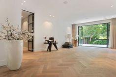 Home Living Room, Living Room Designs, Living Room Decor, Living Spaces, Home Interior Design, Interior Architecture, Interior And Exterior, Interior Decorating, Floor Design