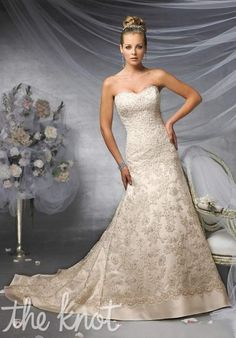 James Clifford Collection J1824 💟$479.99 from http://www.www.extralace.com   #collection #mywedding #bridalgown #weddingdress #james #clifford #wedding #bridal