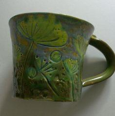 Sarah Green mug made in Norfolk