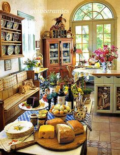 Italian-Inspired-Kitchen