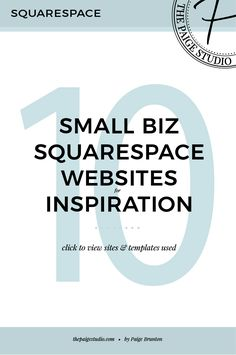 10 Squarespace example websites for inspiration Web Design Tips, Web Design Services, Diy Design, Flat Design, Website Design Inspiration, Layout Inspiration, Build Your Own Website, Web 2.0, Template Site