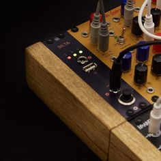 Frap Tools shared this sneak preview of their Plus'modular-modular case' for Eurorack synthesizers.
