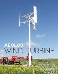 5kw vertical wind turbine