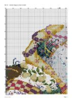 """Gallery.ru / cnekane - Альбом """"Cuadro 14"""" Cross Stitch Designs, Cross Stitch Patterns, Cross Stitch Embroidery, Hand Embroidery, Beach Mat, Outdoor Blanket, Map, Crafts, Crossstitch"""