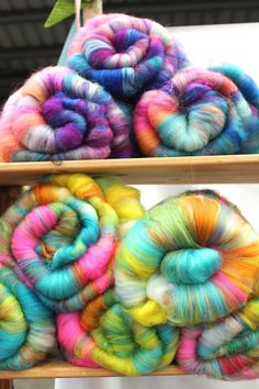 Spin City: Yarndale - And My Spin City Stall!