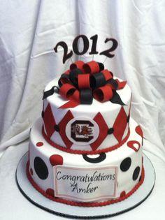 Usc Cake Decorations