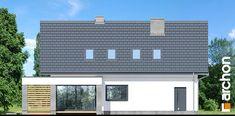 Dom w zdrojówkach 6 Modern House Floor Plans, House Plans, Design Case, Architecture, Skyscraper, Pergola, Multi Story Building, Flooring, House Styles