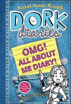 Dork Diaries OMG!: All About Me Diary! I want EVERY SINGLE DORK DIARY IN THE UNIVERSE!