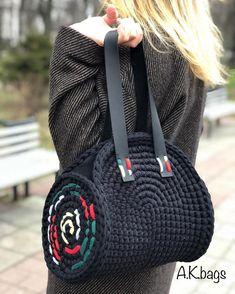 - ♥️♥️♥️ …слова тут зайві … ♥ ️ ♥ ️ ♥ ️ … the words here are superfluous … - Free Crochet Bag, Mode Crochet, Diy Crochet, Crochet Bags, Crochet Handbags, Crochet Purses, Sac Granny Square, Yarn Bag, Bag Pattern Free