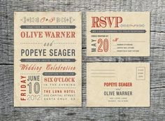 vintage wedding invitation rsvp card old by differentdesigns10 4500 - Vintage Wedding Invitation Templates