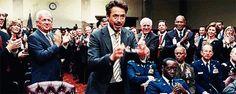 10 Veces que la cara de Robert Downey Jr lo dijo mejor que tú
