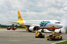 Cebu Pacific A320, brakes overheated, no injuries