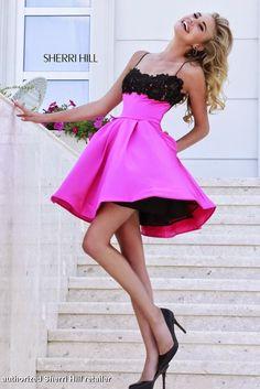 Exclusivos vestidos cortos de cóctel : Vestidos de fiesta para cóctel 2015