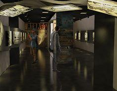 "Check out new work on my @Behance portfolio: ""Sepuluh Nopember Museum Interior Design Concept."" http://be.net/gallery/53366451/Sepuluh-Nopember-Museum-Interior-Design-Concept"