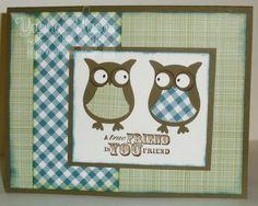 True Friend Owls for Nacho Average Challenges