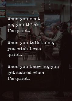 26 Silence Quotes – Best Quotes images in 2019 Quotes Deep Feelings, Mood Quotes, True Quotes, Positive Quotes, Funny Quotes, Qoutes, Bestfrnd Quotes, Poetry Quotes, Music Quotes
