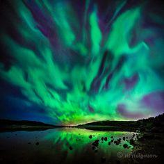 Good morning from Iceland! :)  Photo: Hallgrimur P. Helgason