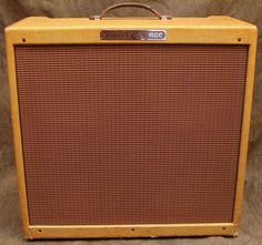 1955 Fender Tweed Bassman Vintage Guitar Amp : Vintage Fender Tweed Amps