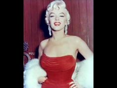 From 1953 and the movie How To Marry A Millionaire here's Marilyn Monroe singing 'Diamonds are a Girl's Best Friend'
