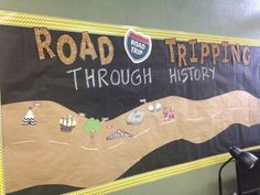 Social Studies Time Line: Creative