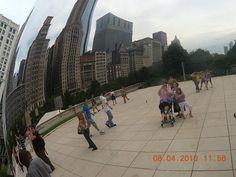The Travel Tumbler hangin' in Chicago #bringit