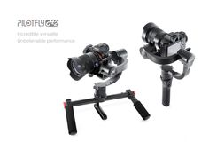Pilotfly H2 – one handed gimbal - 2.2kg payload - low mode - 360 degree free rotation