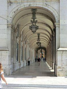 Commerce Square - Lisbon, Portugal