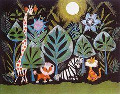 Mary Blair's Art