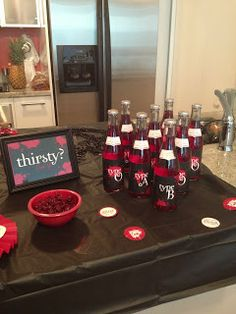 The Vampire Diaries Finale Party Ideas