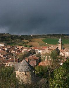 Medieval village of Lautrec