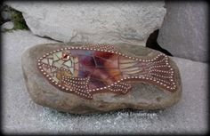 Rock Fish mosaic