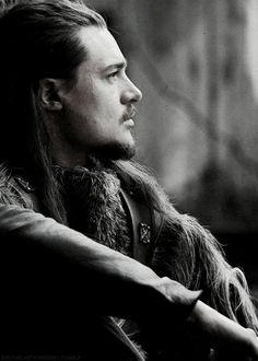 The Last Kingdom. I'm a fan of the History Channel's Vikings, so this looks pretty enticing to me. Lagertha, Uhtred De Bebbanburg, Vikings, Beautiful Men, Beautiful People, Alexander Dreymon, Eddard Stark, Roman, Star Wars