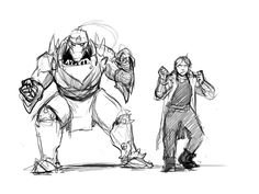 Elric bros by eaeonic