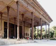 chehel sutun, isfahan, iran october 2007 | Flickr - Photo Sharing!