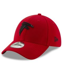 the latest 70fc5 31c93 New Era Atlanta Falcons Logo Elements Collection 39THIRTY Cap. Nfl LogoTeam  LogoBranded CapsAtlanta FalconsRed SMens CapsSports Fan ShopHelmetHockey  Helmet