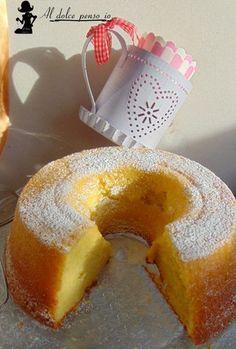Plum Cake, Biscotti, Gelato, Doughnut, Mousse, Muffin, Yummy Food, Delicious Recipes, Oven