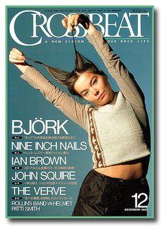 Bjork - Crossbeat Magazine 1997 by Bjork Zine -